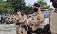 Polícia Militar executa Operação Tiradentes e reforça o policiamento no Estado