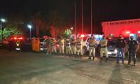 Operação da PM e Forças de Segurança interrompe  festas clandestinas com aglomerações em Palmas