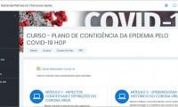 Plataforma EAD do Hospital Geral de Palmas já qualificou cerca de 700 profissionais de saúde sobre Covid-19