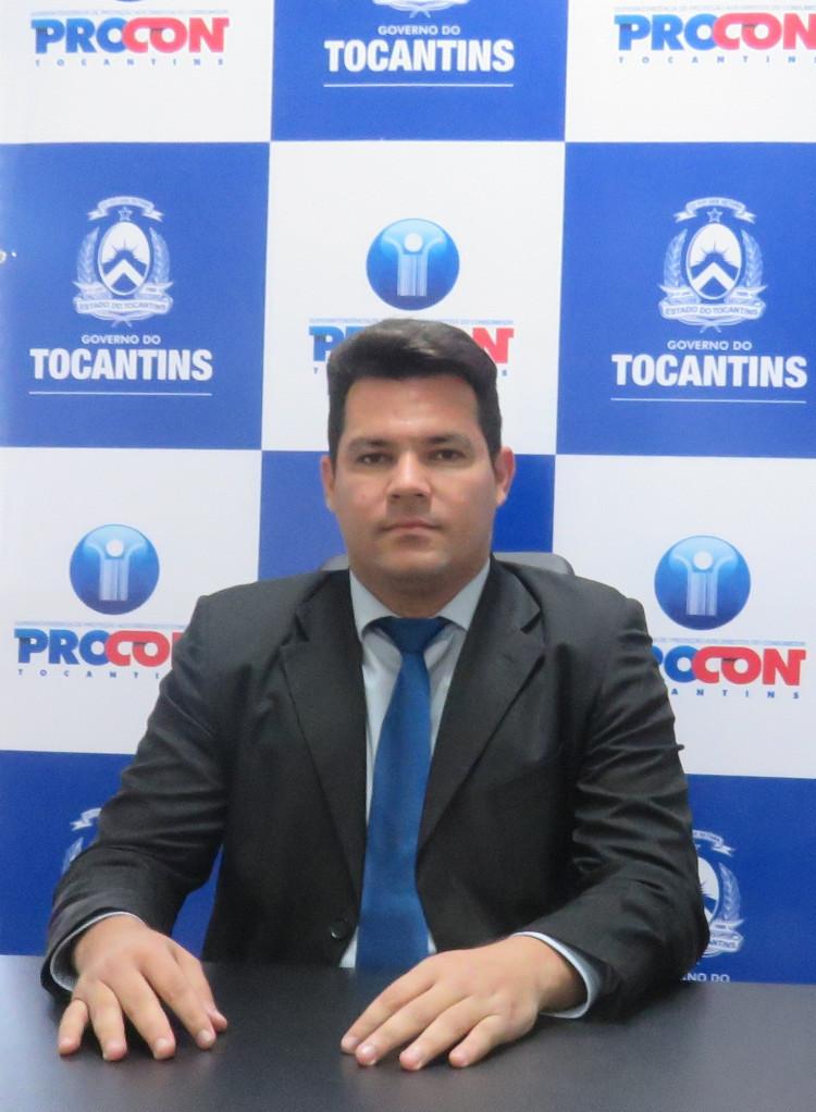 Superintendente do PROCON Walter Nunes Viana Junior-