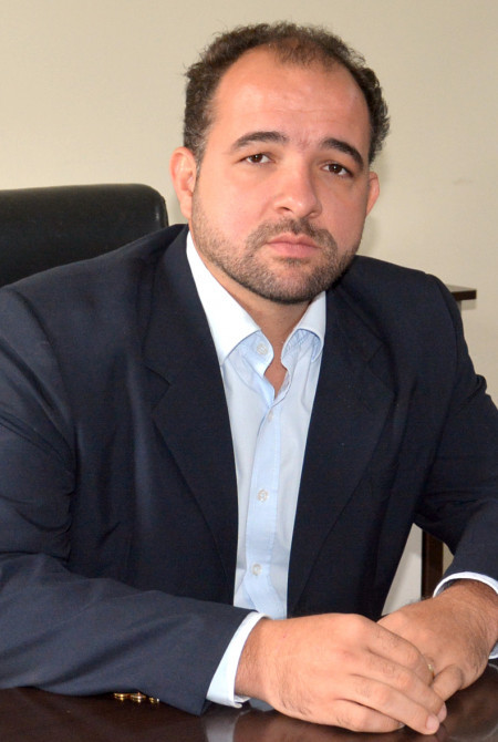 Presidente do Ruraltins, Fabiano Miranda