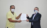 ATR renova Termo de Compromisso de Gestão de terminal rodoviário em Guaraí