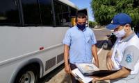 Agência de Regulação realiza Operação Viagem Segura em todo Estado