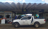ATR realiza ação de regulação do transporte público e terminais rodoviários na região central e norte do Estado