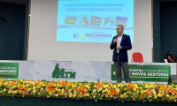 Presidente da ATR debate sobre o novo Marco do Saneamento e regionalização no Encontro Tocantinense de Novos Gestores