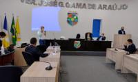 Em reunião com vereadores, Procon e ATR apresentam irregularidades no abastecimento de água em Luzimangues