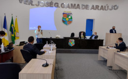 Na reunião, técnicos da ATR destacaram as ações realizadas pela agência